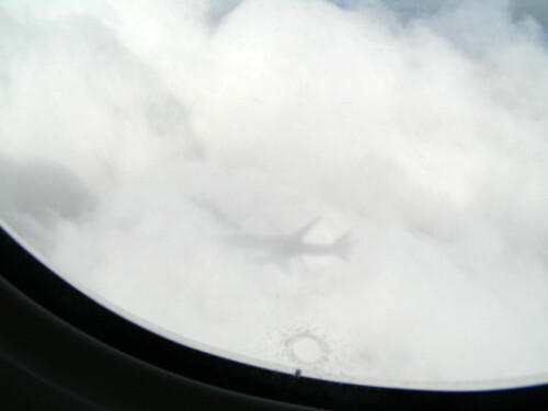 航空機の影