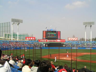 2010/3/18 神宮球場