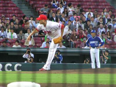 コルビー・ルイス投手